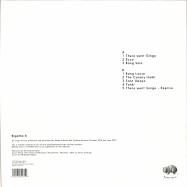 Back View : Keope - TRIANGULO BUNDLE (INCL. DIXON & TRIKK REWORK / LP+7INCH BUNDLE) - Bigamo Musik / Bigamo6LTD