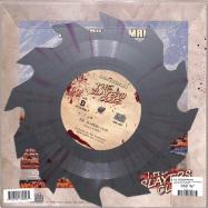 Back View : R.A. The Rugged Man - THE SLAYERS CLUB (LTD GREY SAWBLADE 10 INCH) - Nature Sounds / NSD605