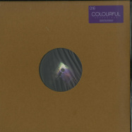 Back View : Dilated Pupils - QUANTUM SPACE EP (VINYL ONLY) (SPECIAL DEAL) - Colourful Recordings / COLOUR016
