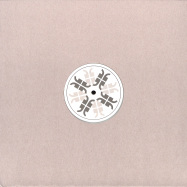 Back View : Mehlor - FLUBBER EP (OPAQUE VINYL / VINYL ONLY) - Comma Traxx / CT003V