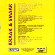 Back View : Kraak & Smaak - NAKED / IN PLAIN SIGHT - Groovin / GR-1275