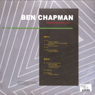 Back View : Ben Chapman - THERES ALWAYS ONE - Sleepers / SLPRS012