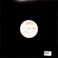 Back View : Cromie - LANDBRIDGE EP - Duality Trax / DUALITY2