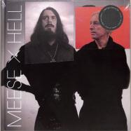 Back View : Meese X Hell - HAB KEINE ANGST, HAB KEINE ANGST, ICH BIN DEINE ANGST (LTD 2LP + BUCH, B-STOCK) - Buback / BTT1781 / 05203131