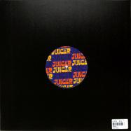 Back View : Marius - NECTARS EP - Juicer / JUICER001