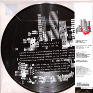Back View : Air - PEOPLE IN THE CITY (2021 RSD PIC DISC) - Parlophone / 190295062217