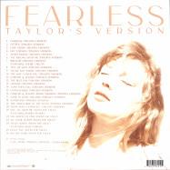Back View : Taylor Swift - FEARLESS (TAYLORS VERSION) (LTD 3LP) - Republic / 3584510