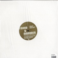 Back View : Fnord & Monoder - COUNTING NUMBERS EP - Disco Inc / DI011
