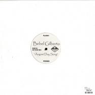 Back View : Bilberto (Bebel Gilberto) - AUGUST DAY SONG - Favela AM / FAV001