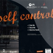 Back View : Brothers Incognito feat. Eve Justine - SELF CONTROL - Kosmetik007