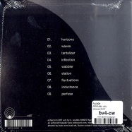 Back View : Fluxion - PERFUSED (CD) - Echocord CD 07