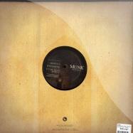 Back View : Jonny L - DREAMING (DJ SENSAI / UTAH JAZZ REMIX) - Munk Recordings / munk003