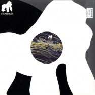 Back View : Lightness (aka Brendon Moeller and Area) - BURNING MERCURY - Steadfast Records / SFV07