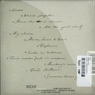 Back View : tINI - TESSA (CD) - Desolat / DESOLATCD005