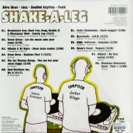 Back View : Various Artists - SHAKE-A-LEG (LP) - Perfect Toy Records / pt038lp