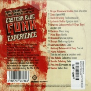 Back View : Various Artists - EASTERN BLOC FUNK EXPERIENCE (CD) - Nascente / nsfunk012