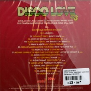 Back View : Various Artists - DISCO LOVE 3 - EVEN MORE RARE DISCO & SOUL UNCOVERED COMPILED BY AL KENT (2CD) - BBE Records / BBE224CCD (312242)