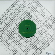 Back View : Rhythm Factory - THISTLE EP (GREEN COLOURED VINYL) - Rawax Limited / Rawax004LTD