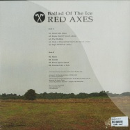 Back View : Red Axes - BALLAD OF THE ICE (LP) - Cliche 056 LP