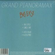 Back View : Grand Pianoramax - BIG EASY (EP + MP3) - Mental Groove / MG106