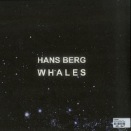 Back View : Hans Berg - WHALES EP (VINYL ONLY) - Ufo Station Recordings / UFO003