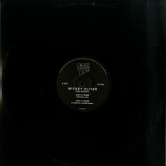 Back View : Buckley / Mickey Oliver - RENDITION / JUST A TEASE - Black Riot / BRR001V