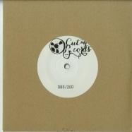 Back View : Gigi Testa / Marsupials - CHILLO E NU BUONO GUAGLIONE / CASH MONEY (7 INCH) - Cut My Records / CUTMR001
