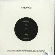 Back View : Federico Molinari - HIPNOISE (180 G / VINYL ONLY) - Cure Music / 5/x