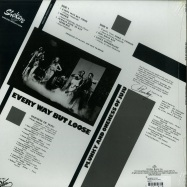 Back View : Plunky & Oneness Of Juju - EVERY WAY BUT LOOSE (LP) - Sutra Records / SUS1013