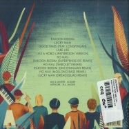 Back View : JPatterson - FOLKS & FANFARE (CD) - Acker Records / Acker CD 008