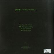Back View : Anetha - BIONIC ROMANCE EP - Blocaus / BLCS006