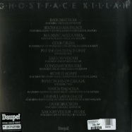 Back View : Ghostface Killah - THE LOST TAPES (LP + MP3) - Daupe / DMSP38