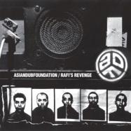 Back View : Asian Dub Foundation - RAFIS REVENGE (20TH ANNIVERSARY EDITION) (2CD) - London Music Stream / LMS5521229