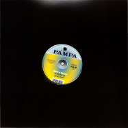 Back View : Gerry Read - ITS ALL BE OVER (DJ KOZE REMIX) - Pampa Records / Pampa033