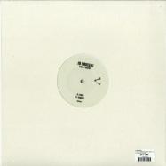 Back View : iO (Mulen) - FLUTE / CREEPS (WHITE VINYL / 180G / VINYL ONLY) - Eating Records / EAT002C