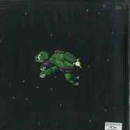 Back View : Torb The Roach & Floppy MacSpace - SQUARE WAVE ADVENTURES (LP) - KingUnderground / KU059