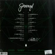 Back View : GReeeN - SMARAGD (LTD GREEN LP + CD) - Irievibrations Records / IRIE114LP