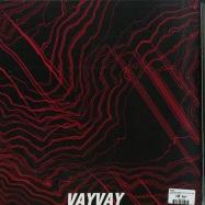 Back View : Atree - GENUINE FORMULAS EP (VINYL ONLY) - VayVay / VAYVAY003