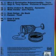 Back View : V/A - Mira, C. Schwarzwalder, Geju, Britta Unders, Wide Awake, Sven Dohse, Canson, Coss & Iorie - KIOSK - I.D. (2x12 inch) - Kiosk I.D. / KIOSKID001