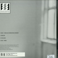 Back View : The Hacker - NANCY - Electronic Emergencies / EE027rtm