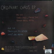 Back View : Various Artists - ROOT EP / ORDINARY CHAOS EP (2X12 INCH) - Wurzel / WRZLPACK01