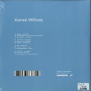 Back View : Kamaal Williams - DJ-KICKS (2LP + MP3) - !K7 / K7388LP / 05182751