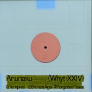 Back View : Anunaku - WHITIES 024 - Whities / WHYT 024