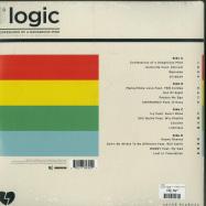 Back View : Logic - CONFESSIONS OF A DANGEROUS MIND (LTD 2LP) - Def Jam / 7789300