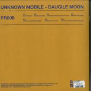 Back View : Unknown Mobile - DAUCILE MOON - Pacific Rhythm / PR008