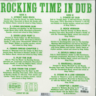 Back View : King Tubby - ROCKING TIME IN DUB (LP) - Deeper Knowledge / DKR253LP