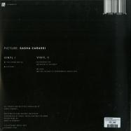 Back View : Sasha Carassi - PICTURE: SASHA CARASSI (2X12 INCH + MP3) - Diynamic Music / Diynamic121