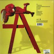 Back View : Billie Eilish - DONT SMILE AT ME (RED LP) - Interscope / 5791948