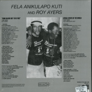 Back View : Fela Kuti & Roy Ayers - MUSIC OF MANY COLOURS (LP + MP3) - Kalakuta Sunrise / KFR1143-1