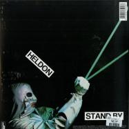 Back View : Heldon - STAND BY (HELDON VII) (LP) - Bureau B / BB3311 / 05182701
